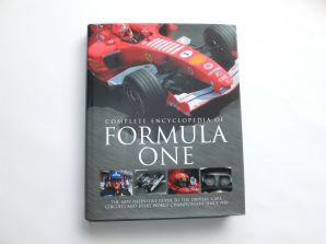 Complete Encyclopedia Of Formula One (Hill 2006)